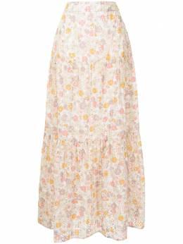We Are Kindred юбка макси Jemima с цветочным принтом KIN1746D