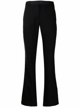 We11Done расклешенные брюки WDPT021226MBKPANTS