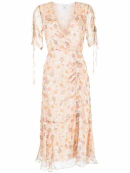 We Are Kindred платье Gisela с цветочным принтом и запахом KIN1773D