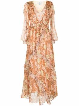 We Are Kindred платье макси Gisela с люрексом KIN1775S