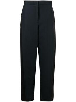 Loewe брюки палаццо со вставками S540Y04X31