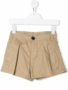 Dsquared2 Kids high-waisted flared shorts DQ0110D005S
