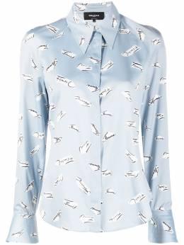 Rochas рубашка с логотипом ROPS60008ARS006
