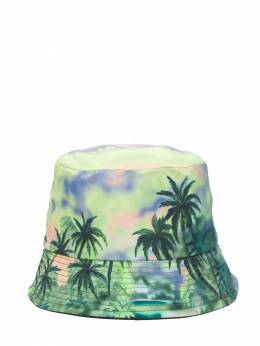 Paradise Tech Bucket Hat Palm Angels 73IXLH003-ODQ4NA2
