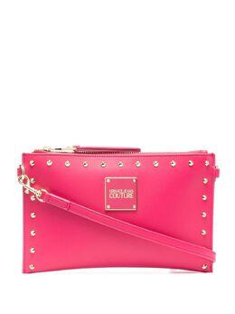 Versace Jeans Couture клатч с заклепками E1VWABEX71407