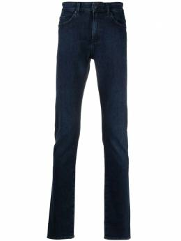 Boss by Hugo Boss mid-rise slim fit jeans 50449630