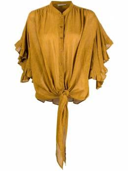 Mes Demoiselles блузка с оборками 21SMMDKW00033