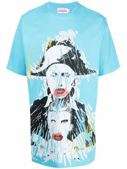 Charles Jeffrey Loverboy футболка с принтом Pout PS21CJLPS21LDT