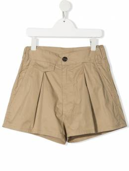 Dsquared2 Kids TEEN high-waisted flared shorts DQ0110D005S