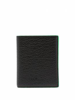 Mulberry grained leather trifold wallet RL6627736A100