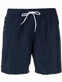 Calvin Klein плавки-шорты с логотипом KM0KM00573