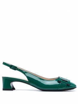 Tod's туфли с ремешком на пятке XXW85C0EC10SFKV015