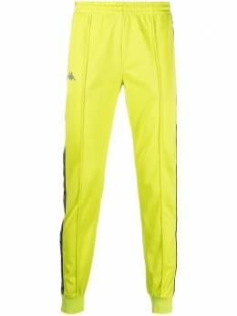 Kappa спортивные брюки с логотипами на лампасах 304UTN0