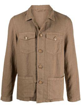 Altea куртка-рубашка на пуговицах 2157324