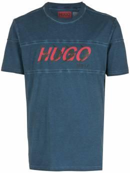 Hugo футболка с логотипом из коллаборации с Liam Payne 50448096