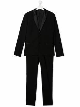Emporio Armani Kids строгий костюм-двойка 6H4VJ84N3FZ