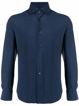 Corneliani рубашка с длинными рукавами 87P1781111470