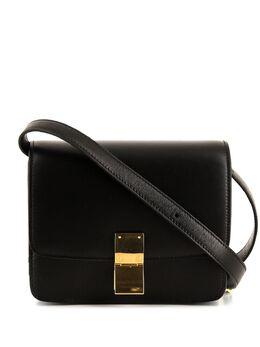 Celine Pre-Owned маленькая каркасная сумка на плечо 373018