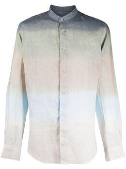 Altea рубашка с эффектом градиента 2154013
