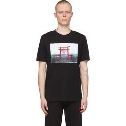 Hugo Black Dichiban T-Shirt 50448967