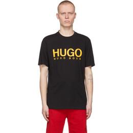 Hugo Black Dolive212 T-Shirt 50447980