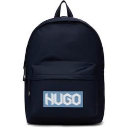 Hugo Navy Record JL Backpack 50445786
