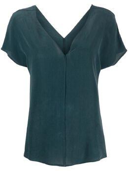 Alysi блузка с V-образным вырезом 101288P1209