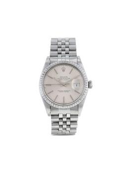 Rolex наручные часы Datejust pre-owned 36 мм 1985-го года 374604