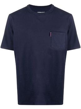 Sebago футболка с логотипом 71114IW