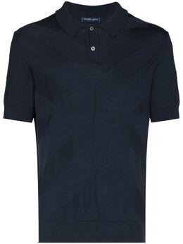 Frescobol Carioca жаккардовая рубашка поло 186204