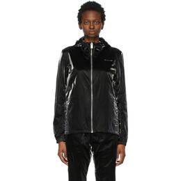 1017 Alyx 9Sm Black Nightrider Shell Jacket AAUOU0172FA02.S21