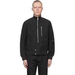 C2H4 Black Post Human Era Stai Jacket R001-C005