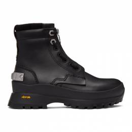 C2H4 Black My Own Private Planet Boson Boots R003-094S