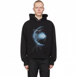 C2H4 Black My Own Private Planet Planet of Poets Hoodie R003-025H
