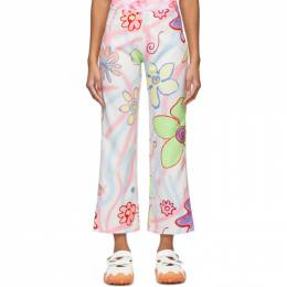 Collina Strada SSENSE Exclusive Multicolor Mariposa Lounge Pants XX6130