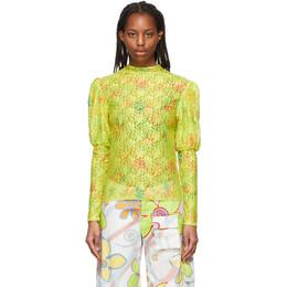 Collina Strada Yellow Cardio Princess Shirt XX3114
