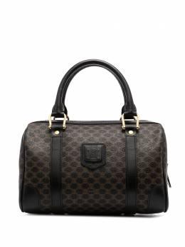 Celine Pre-Owned сумка-тоут pre-owned с узором Macadam MC972