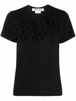 Comme Des Garcons Comme Des Garcons футболка с аппликацией RGT016051