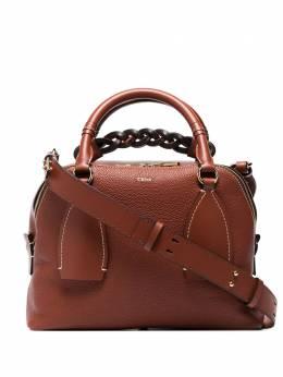 Chloe большая сумка на плечо Daria CHC20US360C62
