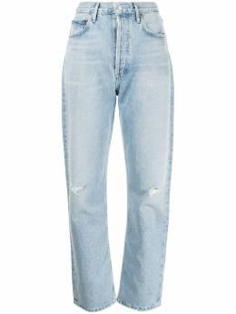 Agolde прямые джинсы с завышенной талией A154C1141