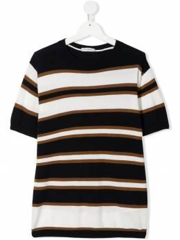 Paolo Pecora Kids футболка в полоску PP2594