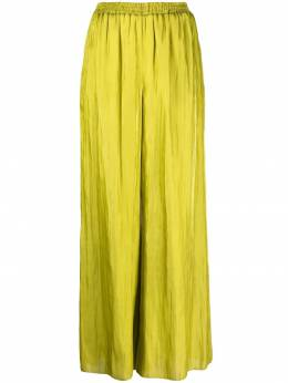 Erika Cavallini брюки палаццо с завышенной талией P1SS01