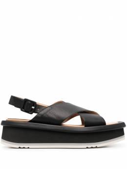 Paloma Barcelo сандалии с перекрестными ремешками 130001734