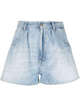 Dondup джинсовые шорты с завышенной талией DP561DF0232BB3