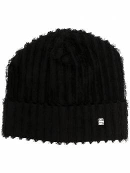 Givenchy шапка бини с бахромой BGZ01JG02U