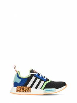 """Трикотажные Кроссовки """"nmd R1"""" Adidas Originals 73ILYI013-Q09SRSBCTEFDSw2"""