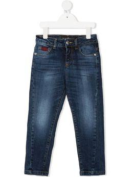 John Richmond Junior джинсы скинни RBP21143JE
