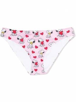 Mc2 Saint Barth Kids трусы-брифы Madame Snoopy MADAME