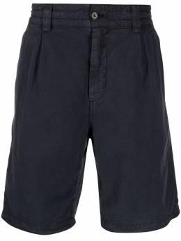 Aspesi шорты чинос со складками CQ30G435