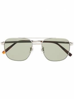 Dunhill солнцезащитные очки-авиаторы DU0014S004